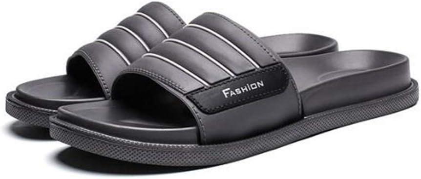ZJYZJQ Beach Shoes Casual Men Outdoor Max 45% OFF Slippers Summer Discount mail order Fl Sandals