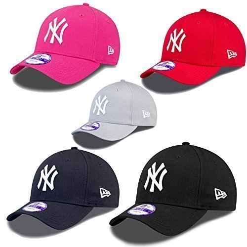 7612d891e4c New Era 9forty Strapback Children Young Cap MLB New York Yankees Various  Colours