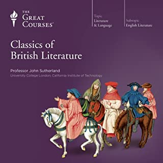 Page de couverture de Classics of British Literature