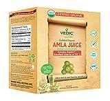 Amla Juice / Indian Gooseberry 1000 ml - USDA Certified Organic