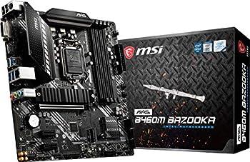 MSI MAG B460M BAZOOKA ARSENAL GAMING Motherboard  10th Gen Intel Core LGA 1200 Socket DDR4 Dual Slot M.2 4x SATA DVI-D/HDMI