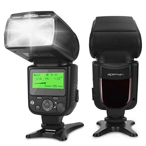 APEMAN Speedlite Flash Externo para Canon Flash para...