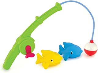 Munchkin Gone Fishing Bath Toy