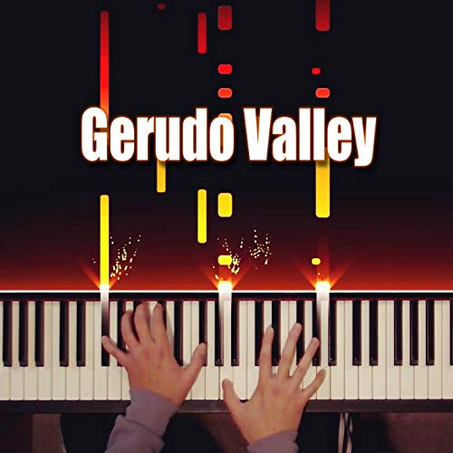 Gerudo Valley (From