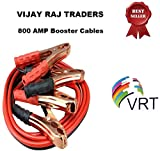 VRT Premium Car Heavy Duty Booster Cables|| Auto Battery Booster 2.21 Meter ||