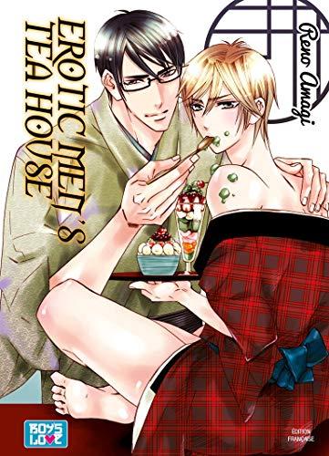 Erotic Men's Tea house - Livre (Manga) - Yaoi