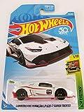 Hot Wheels 2018 50th Anniversary HW Exotics Lamborghini Huracan LP 620-2 Super Trofeo 150/365, White