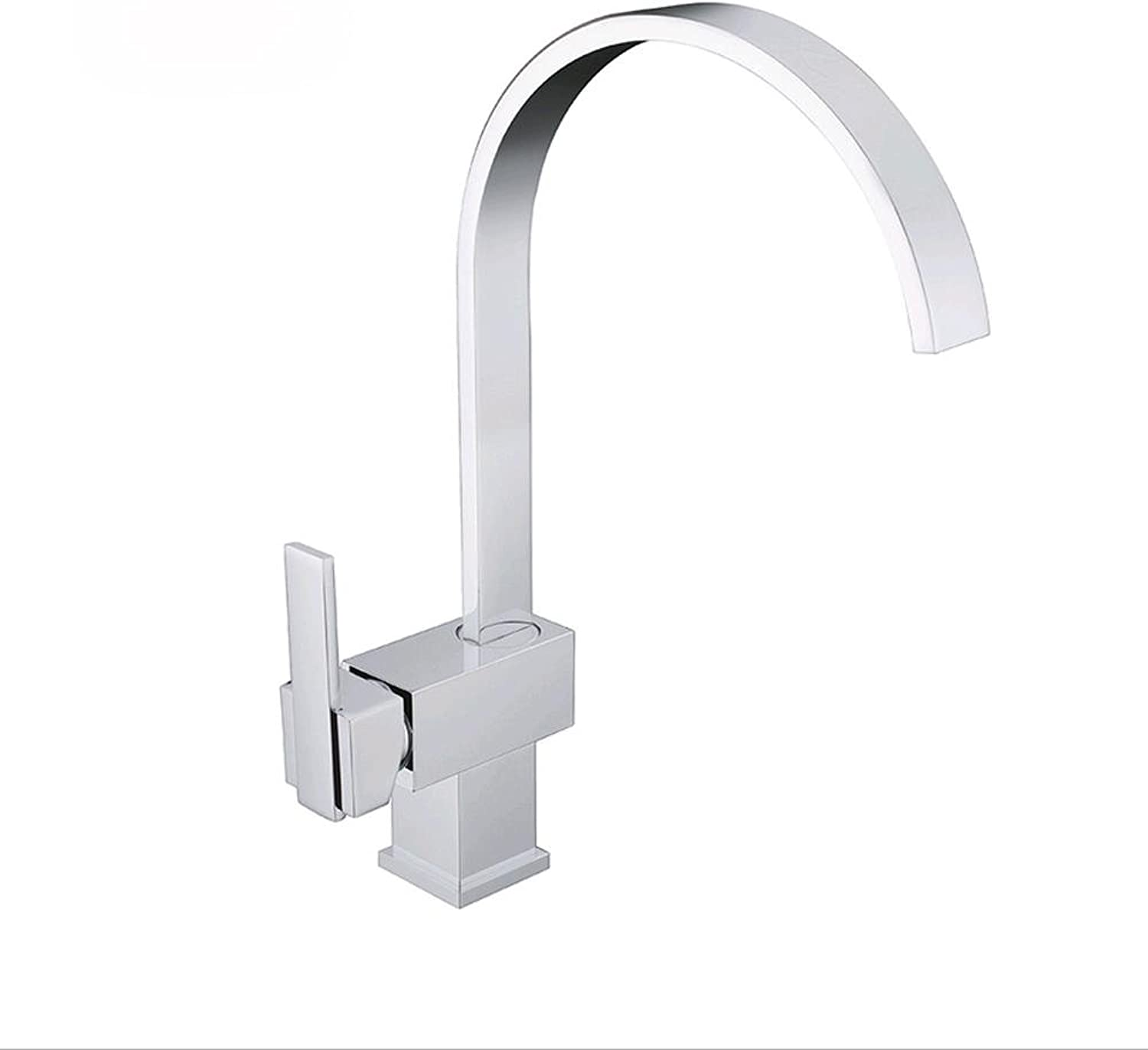 BingHaiY Full copper mixer faucet hot and cold dishes basin faucet faucet hot and cold water faucet