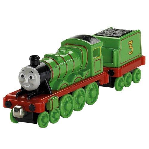 Fisher Price - R9037 - Vehicule Miniature Premier Age - Thomas Le Petit Train - Locomotive Henry