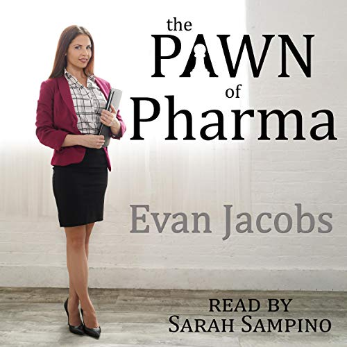 The Pawn of Pharma audiobook cover art