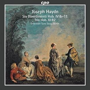 Haydn Six Divertimenti Hob. Iv 611:Viralinfo