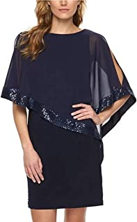 Shawls and Wraps for Evening Dresses or Formal Dress Bridal Parties with Sequins by Lansitina