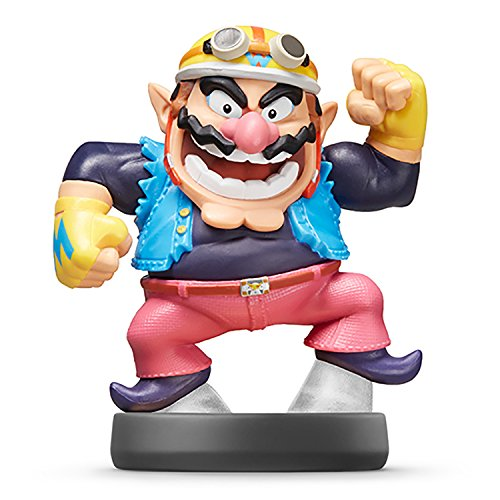 Amiibo Wario - Super Smash Bros. series Ver. [Wii U][Japanische Importspiele]