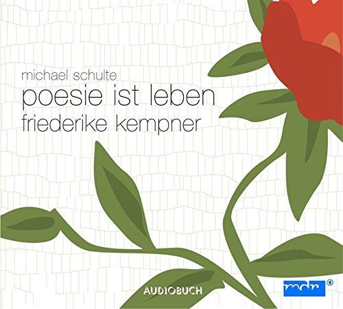 Poesie ist Leben. CD. . Feature und Lesung