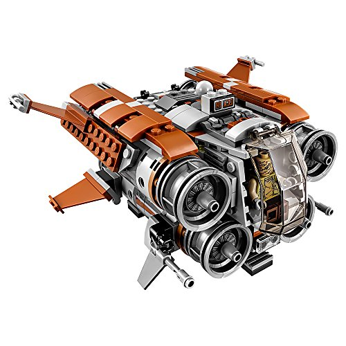 Vaisseau Quadjumper de Jakku LEGO Star Wars 75178 - 457 Pièces - 2