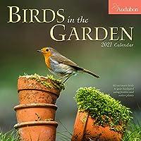 Audubon Birds In The Garden 2021 Calendar