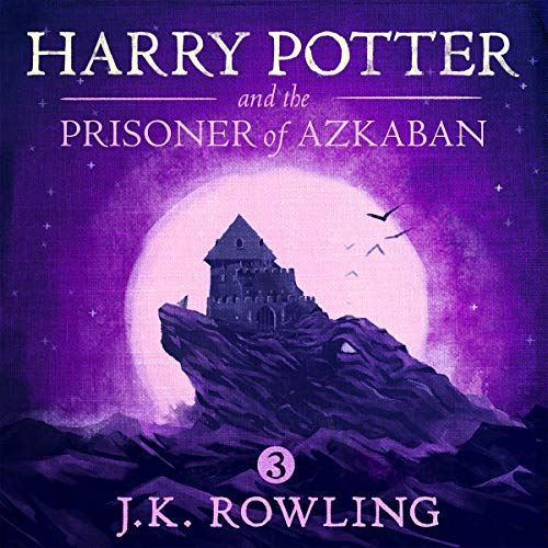 Page de couverture de Harry Potter and the Prisoner of Azkaban, Book 3