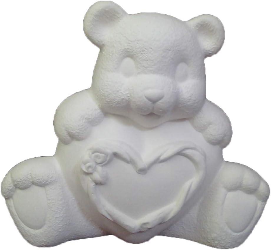 Heart Belly Bear Sitting 5