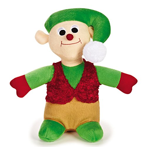 Zanies Holiday Friend Reindeer Pet Toy