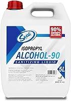 سائل مطهر من سويش (كحول إيزوبروبيل 90%) 5 لتر