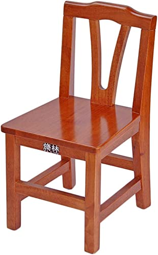 sin mínimo GLJMCXDZ - Taburete Infantil (Madera (Madera (Madera Maciza, 30 x 32 x 56 cm)  ahorrar en el despacho