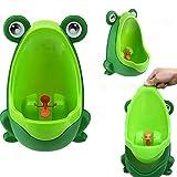 Youkara 1 Pc Baby Frog Orinal Beauty DIY Mart Bebé Orinal Child Frog/Green...
