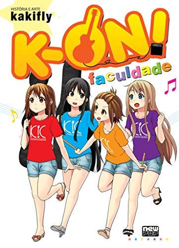 K-ON! - Faculdade