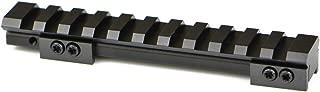 Warne 4007495 Ruger Mini 14/30 Ranch Rail Matte Aluminum