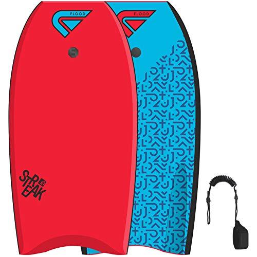 Tabla de surf tribal Dynamx Stringer 42 color rojo