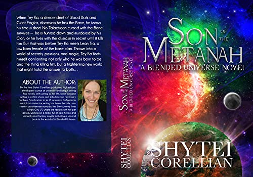 Son of the Metanah: A Blended Universe Novel (English Edition)