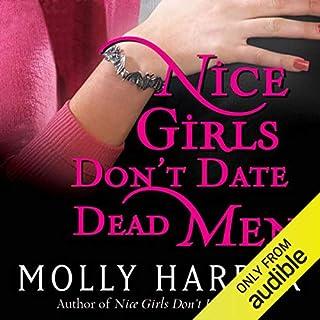 Nice Girls Don't Date Dead Men audiobook cover art