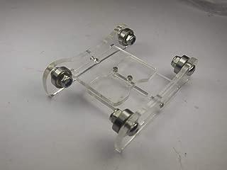 Xligo Reprap 3 D Printer Delta Kossel k800 DIY arylic Printrbot Adjustable Spool Coaster 3 D Printer Filament Holder Spool Holder