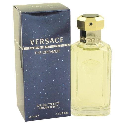 DREAMER by Versace Men's Eau De Toilette Spray 3.4 oz - 100% Authentic