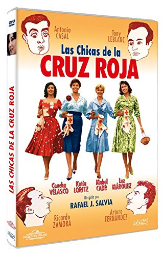 Las chicas de la Cruz Roja [DVD]
