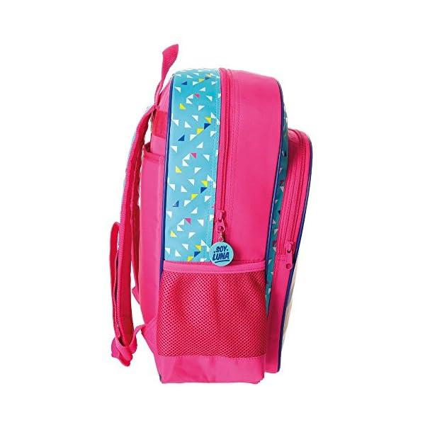 511LJcQ0RdL. SS600  - Disney 48523A1 Soy Luna Roller Zone Mochila Escolar, 40 cm, 15.6 Litros, Multicolor