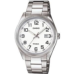 [カシオ] 腕時計 スタンダード MTP-1302D-7BJF シルバー