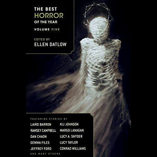 The Best Horror of the Year Volume Five cover art
