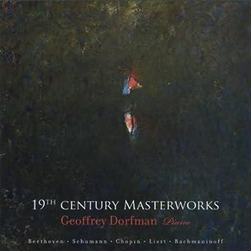 19Th Century Masterworks,  Geoffrey Dorfman, Piano