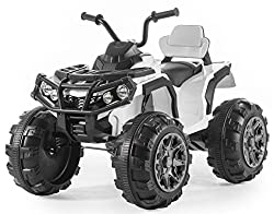 12 volts of power 2 Seperate Speeds Working Lights 2 Motors Forward and reverse Gears