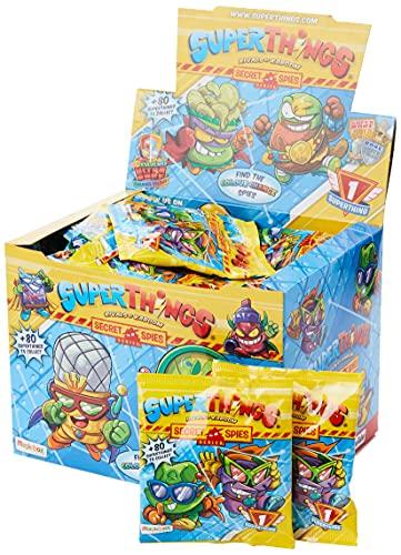 SUPERTHINGS RIVALS OF KABOOM- Caja de 50 figuras (Magic Box PST6D850IN01)