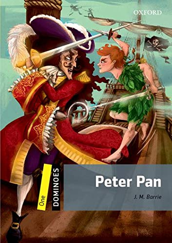 Dominoes 1. Peter Pan MP3 Pack