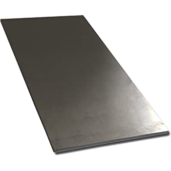 Amazon Com 1 8 X 6 X 6 Aluminum Plate 5052 Aluminum Home Improvement