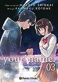your name. nº 03/03 (Manga: Biblioteca Makoto Shinkai)