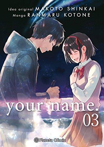 your name. nº 03/03: 7 (Manga: Biblioteca Makoto Shinkai)