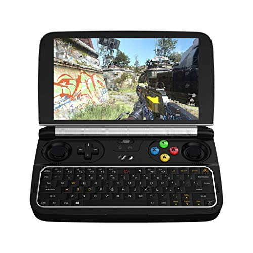 Seaintheson GPD Win 2 - Mini Gaming Handheld Console for Windows 10 Intel m3 2.6Ghz 256GB RAM M.2 SSD 256GB + Storage Box Black