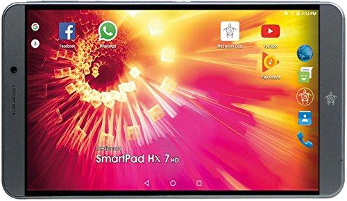"MEDIACOM SmartPad HX 7 Dual Sim Display 7"" HD Quad Core Ram 1GB Memoria 16GB +Slot MicroSD Wi-Fi + 3G Fotocamera 2Mpx Android 6.0 - Italia"