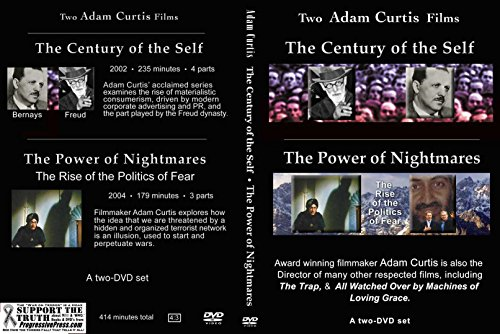 The Century of the Self & The Power of Nightmares [NTSC Region-Free, 2 disks in Amaray Case]