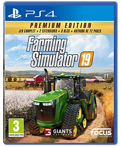 Farming Simulator 19 - Premium Edition (PS4)