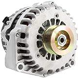 DB Electrical ADR0368 145 Amp New Alternator For Chevrolet, Gmc Truck 2005 2006 2007, 4.3L 4.8L 5.3L 6.0L 8.1L 1500 2500 3500 Silverado Pickup 2005 2006 2007 10392759 1-2555-21DR 8302