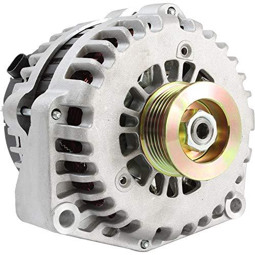 DB Electrical ADR0368 145 Amp Alternator Replacement For Chevrolet Gmc Truck, 4.3L/4.8L/5.3L/6.0L 1500 2500 3500 Silverado Pickup 10392759 1-2555-21DR